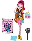 Mattel Monster High BJM61 - New Scare-mester Gigi, Puppe