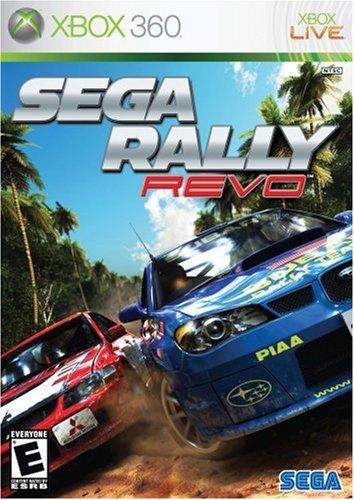Sega Rally Revo - Xbox 360 (Platinum Dvd-Rom)