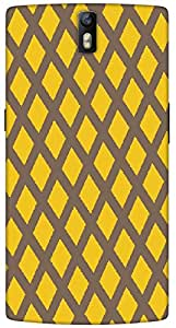 Timpax protective Armor Hard Bumper Back Case Cover. Multicolor printed on 3 Dimensional case with latest & finest graphic design art. Compatible with One Plus One ( 1+1 ) Design No : TDZ-22575