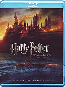 Harry Potter E I Doni Della Morte - Parte 01-02 (4 Blu-Ray)