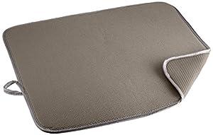 Cuisinart Reversible Dish Drying Mat, Grey