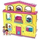Fisher-Price Dora The Explorer: Playtime Together Dora and Me Dollhouse Children