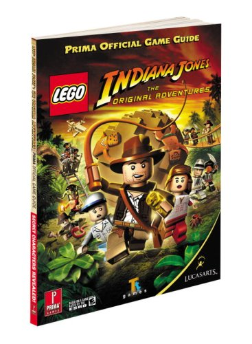 Lego Indiana Jones: The Original Adventures: Prima Official Game Guide (Prima Official Game Guides)