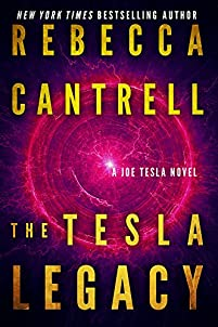 The Tesla Legacy by Rebecca Cantrell ebook deal