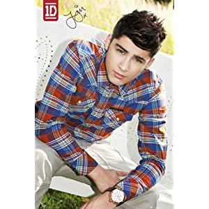 Music - Pop Posters: One Direction - Zayn - 35.7x23.8 inches