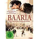 """Baar�a - Eine italienische Familiengeschichtevon """"Francesco Scianna"""""""