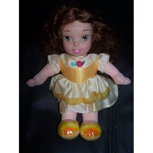 Fisher Price Disney Princess Little Belle Doll 11
