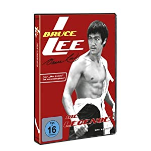 Bruce Lee: die Legende (Amaray) [Import allemand]