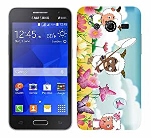 WOW Printed Designer Mobile Case Back Cover For SAMSUNG GALAXY CORE 2 SM-G355H