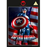 Captain America The Movie [UK Import]