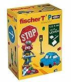 FischerTiP Learn 511927 Road Traffic Play Set