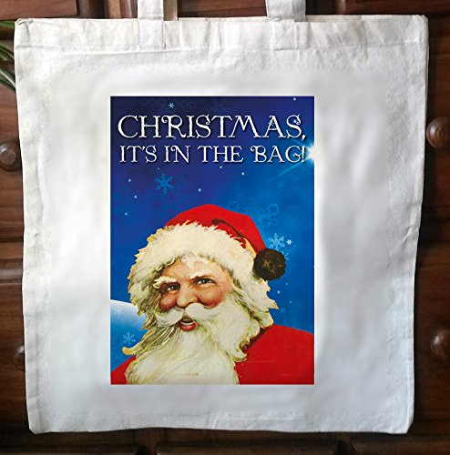 vintage-santa-cotton-tote-bag-seasonal-christmas-bag-for-life