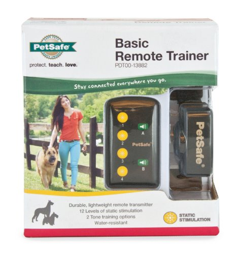 PetSafe Basic Remote Dog Trainer (Little Dog Remote Trainer compare prices)