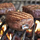 TECPOINT Sur La Table SteakChamp Thermometer, Medium Rare
