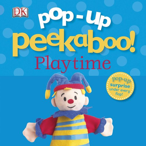 Pop-Up Peekaboo: Playtime front-1011685