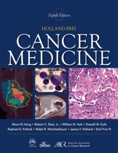 Cancer Medicine, 8th Edition
