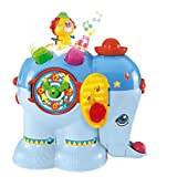 Molto Y Cia - Elefante Actividades Luz Y Sonidos 49 Cm. 58-5217