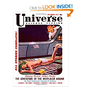 Universe Science Fiction: December 1953 by Poul Anderson and Gordon R. Dickson