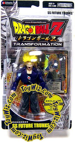 Buy Low Price Jakks Pacific Dragonball Z Exclusive Transformation Action Figure SS Future Trunks (B003ZNQ0VM)