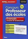 Concours Professeur des écoles - Français - Cours et exercices - L'essentiel en 48 fiches - Concours 2014/2015