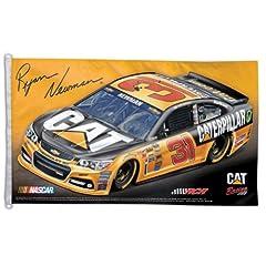 Ryan Newman 39 3x5 NASCAR Driver House Flag Banner by WinCraft