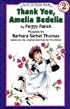 img - for Thank You, Amelia Bedelia (I Can Read Book Level 2) book / textbook / text book