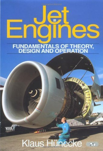 Jet Engines: Fundamentals of Theory, Design and Operation by Klaus Hunecke (1997-12-21) (Jet Engine Design compare prices)