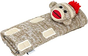 Bell Automotive 22-1-34071-8 Sock Monkey Seat Belt Shoulder Pad