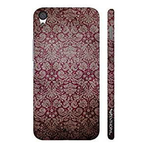 One Plus X WALL PATTERN 2 designer mobile hard shell case by Enthopia