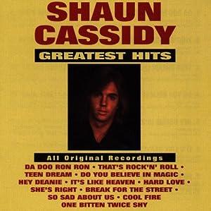 Shaun Cassidy Greatest Hits
