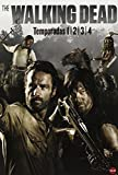 The walking dead (PACK 1ª a 4ª temporada) [DVD]