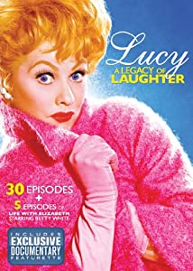 Lucy Show Legacy of Laughter