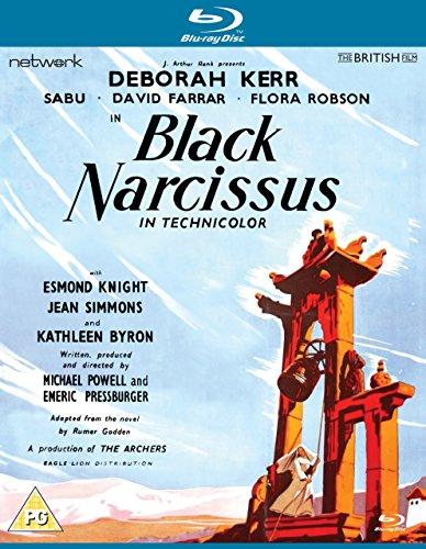 Black Narcissus [Blu-ray] [Edizione: Regno Unito]