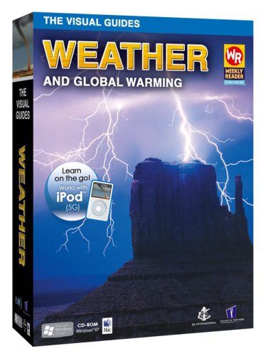 Weekly Reader Visual Guides: Weather & Global Warming front-848450
