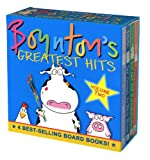 Boyntons Greatest Hits: Volume II (The Going to Bed Book, Horns to Toes, Opposites, But Not the Hippopotamus)