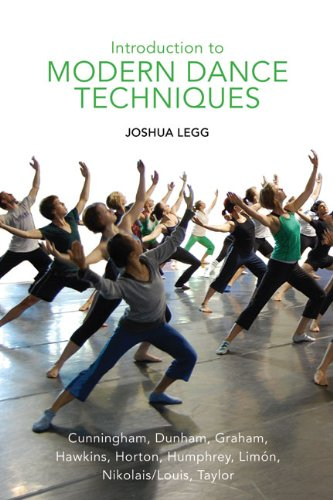 Introduction to Modern Dance Techniques087131438X