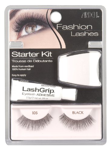 Ardell Fashion Lash Starter Kits – #105 (Pack of 2)