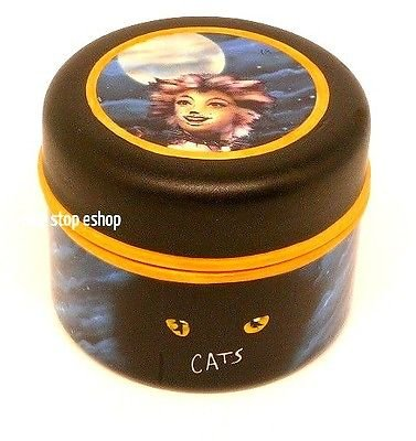 Cat's The Musical Trinket Box San Francisco Music Box Company Tune: Memory