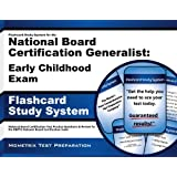 Flashcard Study System for the National Board Certification Generalist: Early Childhood Exam: National Board Certification Test Practice Questions & ... National Board Certification Exam (Cards)
