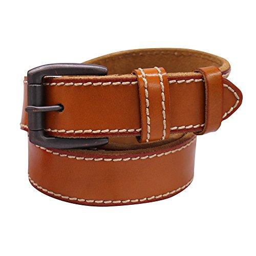 menschwear-mens-full-grain-leather-belt-central-buckle-38mm-yellow-120cm