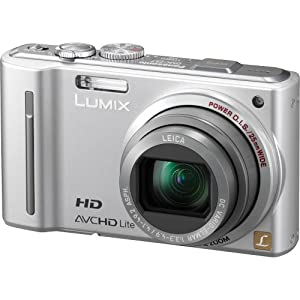 51by1SZJA4L. SL500 AA300  Panasonic Lumix DMC ZS7 12.1 MP Digital Camera with 12x Optical Image Stabilized Zoom   $200 Shipped