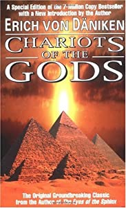 "Cover of ""Chariots of the Gods"""
