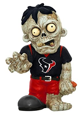 Houston Texans Zombie Figurine by Forever Collectibles