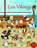 Les Vikings - Autocollants Usborne