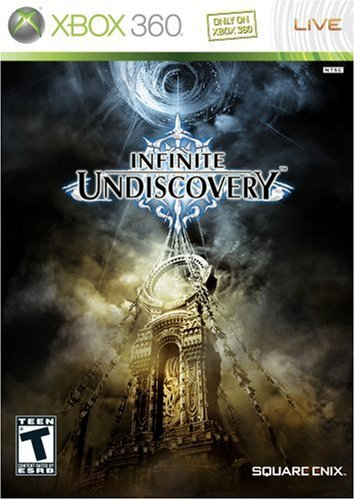 Infinite Undiscovery Includes Gift with Purchase