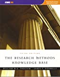 The Research Methods Knowledge Base, 3rd edition, [Student Edition]