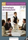 Technologie de restaurant 1e Term Bac Pro CSR