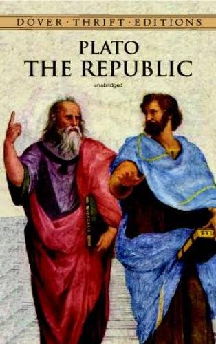 The Republic (Dover Thrift Editions) (The World Of Athens compare prices)