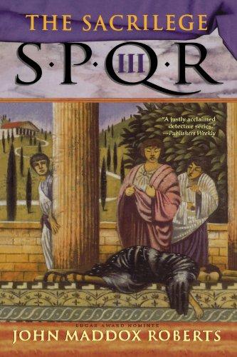 The Sacrilege (SPQR III)