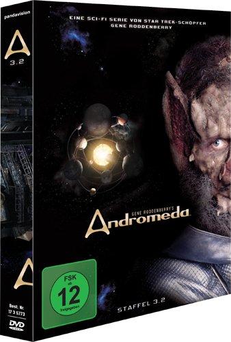 Andromeda - Season 3.2 [3 DVDs]